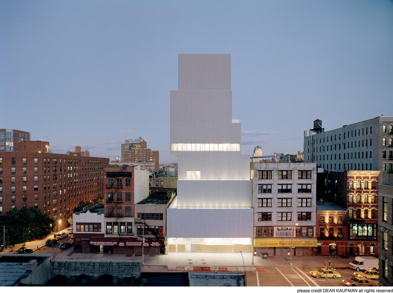 azi architects associates 187 new museum of contemporary by sanaa as architects