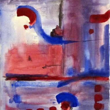 ART | 2005 | COMPOSITION ON CANVAS | 0,18 x 0,24m